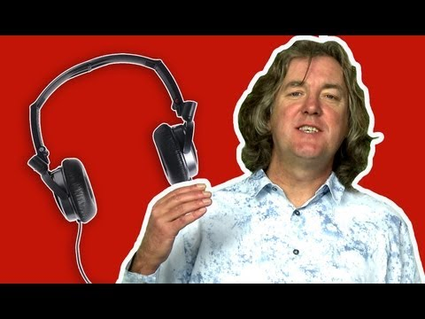 How do noise cancelling headphones work? - James May's Q&A (Ep 10) - Head Squeeze