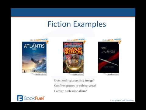 Optimize Your Amazon™ Sales Page for Maximum Book Sales / BookFuel by WaveCloud