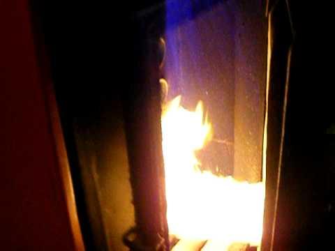 pellet burner -Καυστηρας πελλετ ελληνικης παραγωγης