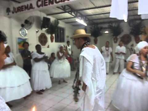 Saída de jurema de Raiza - Mestre saudado por mestre da jurema em 10-03-2012 (226)