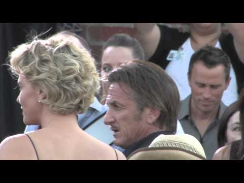 Sean Penn & Charlize Theron At 'A Million Ways To Die In The West'  Premiere