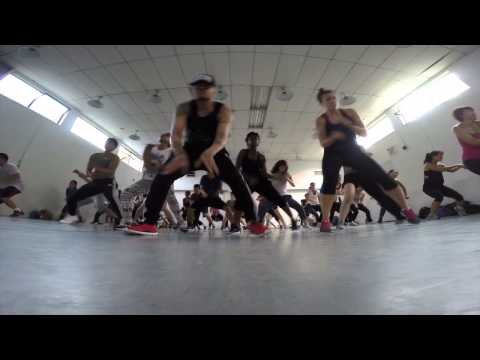 BEGINNER HIPHOP CLASS W/ DANNY DAVALOS @ OIP DANCE CENTRE - GAS PEDAL