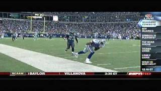 Dallas Cowboys Vs Seattle Seahawks 2008 Thanksgving Day
