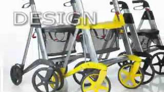 rollator elektrisch elektroantrieb vea mas videos de. Black Bedroom Furniture Sets. Home Design Ideas