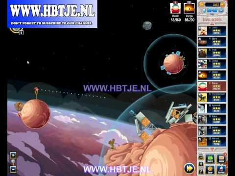 Angry Birds Star Wars Tournament Level 5 Week 48 (tournament 5) facebook