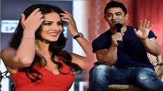 Aamir Khan, Sunny Leone hot scenes, Bollywood movies