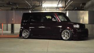 HellaFlush Fatlace illiest - Scion XB - Toyota BB