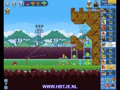 Angry Birds Friends Tournament Level 6 Week 138 (tournament 6) no power-ups
