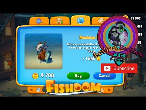 Fishdom - Level 1586 - 1590 - Gameplay