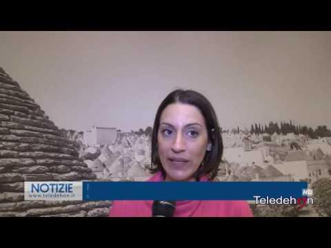 TG TELEDEHON ALBEROBELLO DESTAGIONALIZZARE, LA PAROLA CHIAVE