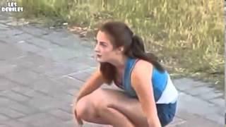 04 fille russe ivre
