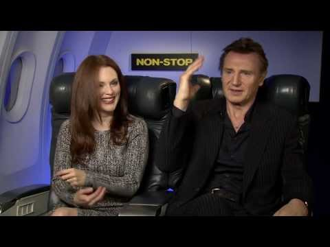 Julianne Moore And Liam Neeson Take Empire's IMDebunker Quiz