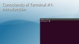 Linux terminal: Introducción un poco de historia