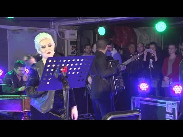Monica Anghel & Mahala Rai Banda - Barbat, barbat | LIVE in Garajul Europa FM