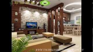 Vach Ngan Phong Khach, Vách ngăn phòng khách đẹp