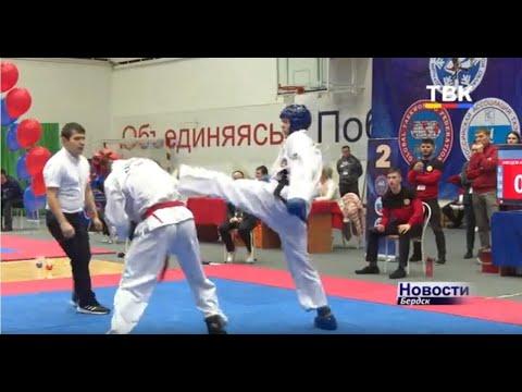 В Бердске прошёл первый в истории спорта Чемпионат СФО по тхэквондо ГТФ