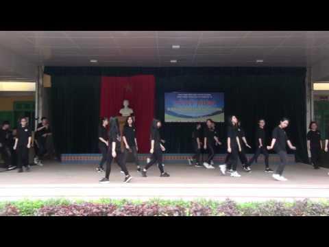 10a1 - Thi nhảy dân vũ 26.03.2017 - THPT Đại Từ