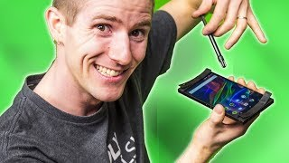 Liquid Metal Cooling a PHONE!?!?!