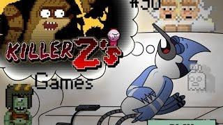 Games: Regular Show Killer Z's