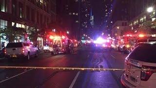 انفجار جديد يهز أمريكا و يضرب نيويورك هذه المرة والحصيلة المؤقتة 25 مصابا  