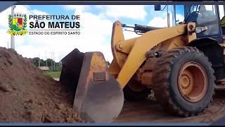 PREFEITURA DE SÃO MATEUS TRABALHANDO NOS BAIRROS PARQUE DAS BRISAS E AYRTON SENNA