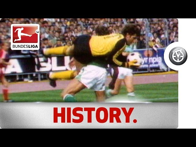 Jean-Marie Pfaff and One of the Most Spectacular Own Goals in Bundesliga History