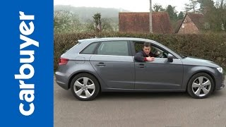 Audi A3 2013 Sportback  incelme - CarBuyer