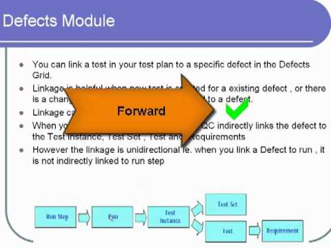 Quality Center 10 : Defect Linkage