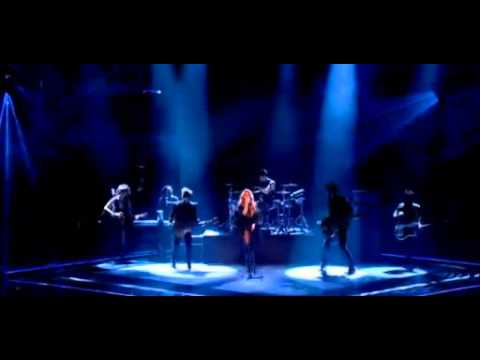 Shakira - Empire | Live at The Voice UK