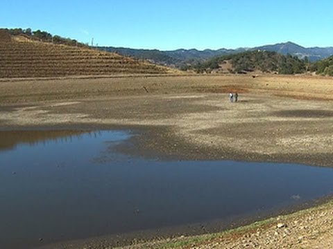 Water wars: California drought spawns political fight