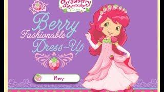 Strawberry Shortcake Dress Up Games Online Free Strawberry