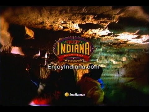 Indiana Tourism - Caverns