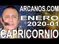 Video Horóscopo Semanal CAPRICORNIO  del 29 Diciembre 2019 al 4 Enero 2020 (Semana 2019-53) (Lectura del Tarot)