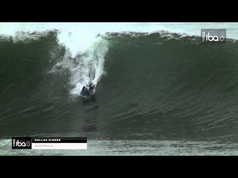 2013 GoPro IBA Arica Chilean Challenge - GSS Highlights - Day 1