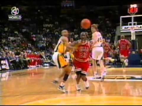 NBA 1996   Chicago Bulls vs Indiana Pacers