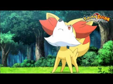 Preview - Pokémon X-Y Movie 17° - 2014 Teaser HQ Version // Pokémon Series X - Y New Movie Trailer
