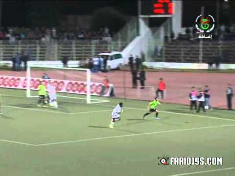 ASO Chlef 0-0 CRB Ain Fakroun