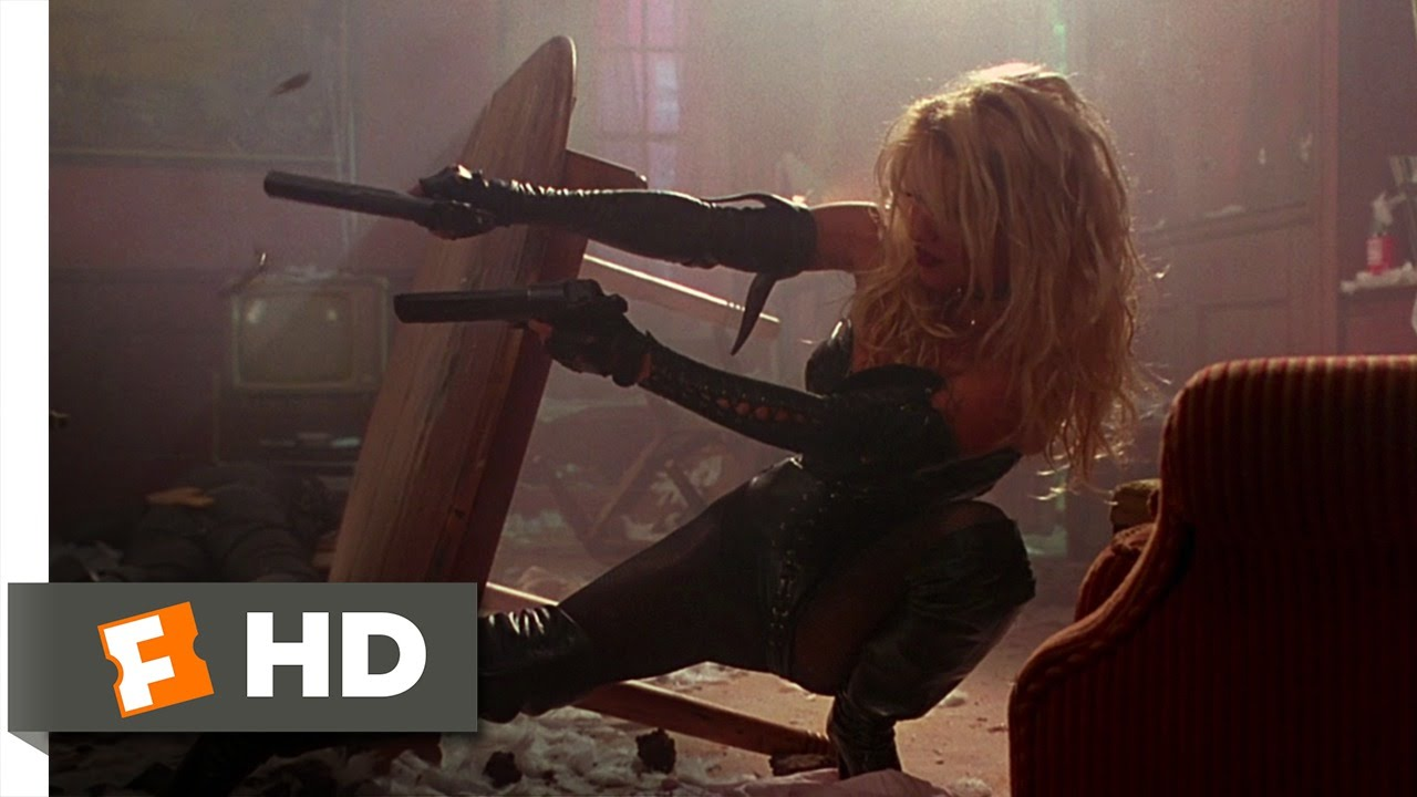 Barb wire movie clip don t call me babe hd