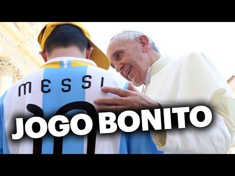 La publicidad de TyC Sports con el Papa Francisco como protagonista llegó al Vaticano