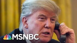 British Intel Spotted Donald Trump Camp Russia Ties | Rachel Maddow | MSNBC