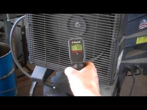 Evaporative Cooler Review