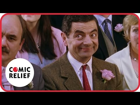 Mr Bean's Wedding - Classic Comic Relief image