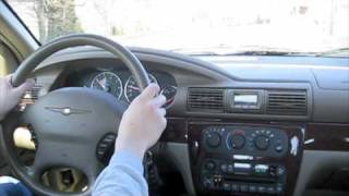 Test Drive 2001 Chrysler Sebring LX w/ Short Tour videos