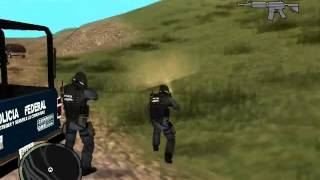 Gta San Andreas Policia Federal Vs Narcos
