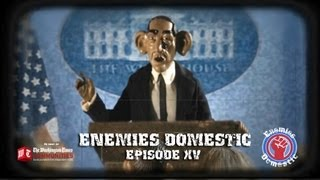 [Orwellian Doublespeak and Being Barack Obama.] Video