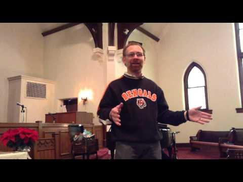 1/5/2014 Covington Presbyterian Scripture & Children's Sermon