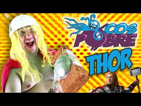 Cospobre com os Irm�os Piologo - Thor