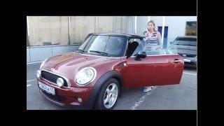 Подержанные автомобили - Mini Cooper, 2007. Авто Плюс ТВ