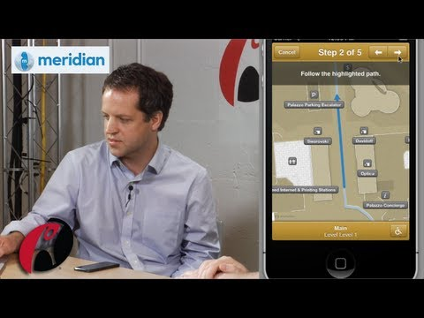 Scobleizer interviews Meridian VP, Jeff Hardison about mobile device GPS tech.