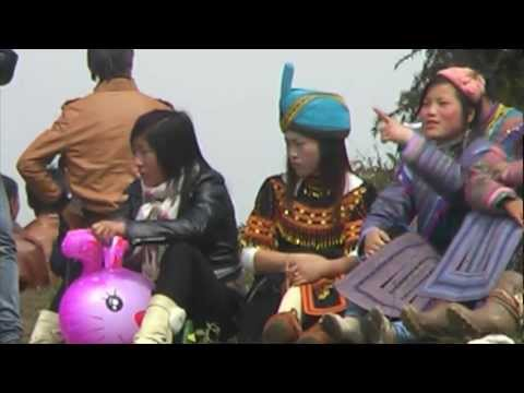 Hình ảnh trong video HMONG MARKET IN COC LY, LAO CAI, VIETNAM